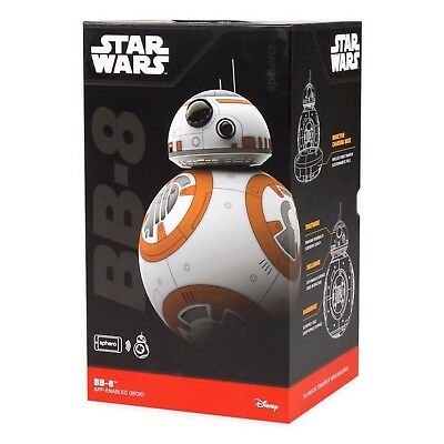 Disney Star Wars SE BB-8 Force Band App-enabled Droid Toy by Sphero R001 BB8