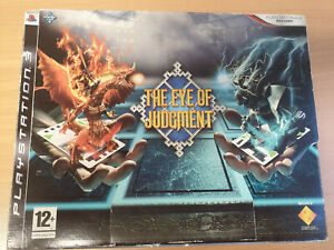 The-Eye-of-Judgment-Bundle-Pack-For-PLAYSTATION-3-PS3-Hasbro-PS3-No-camera