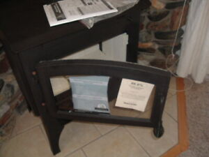 NEW-WITH-TAGS-Napoleon-Timberwolf-EPA-2100-Wood-Burning-Stove-W-BLOWER-INJECT