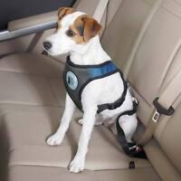 Dog Is Good Car Safety Harness Dog Seat Belt Seatbelt Soft Mesh Padded Vest