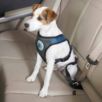 Dog Is Good Car Safety Harness Dog Seat Belt Seatbelt Soft Mesh Padded Vest