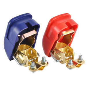 2pcs-Car-Boat-RV-Heavy-Duty-Quick-Release-Battery-Terminal-Clip-Connector-Clamp