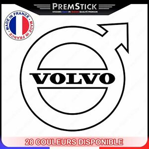 Logo ref8 Stickers Volvo Tuning Sticker Auto Sticker Car