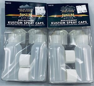 Lot-Of-2-HOUSE-OF-KOLOR-REPLACEMENT-KUSTOM-SPRAY-CAPS-HAB100-Free-Shipping-2-4-1