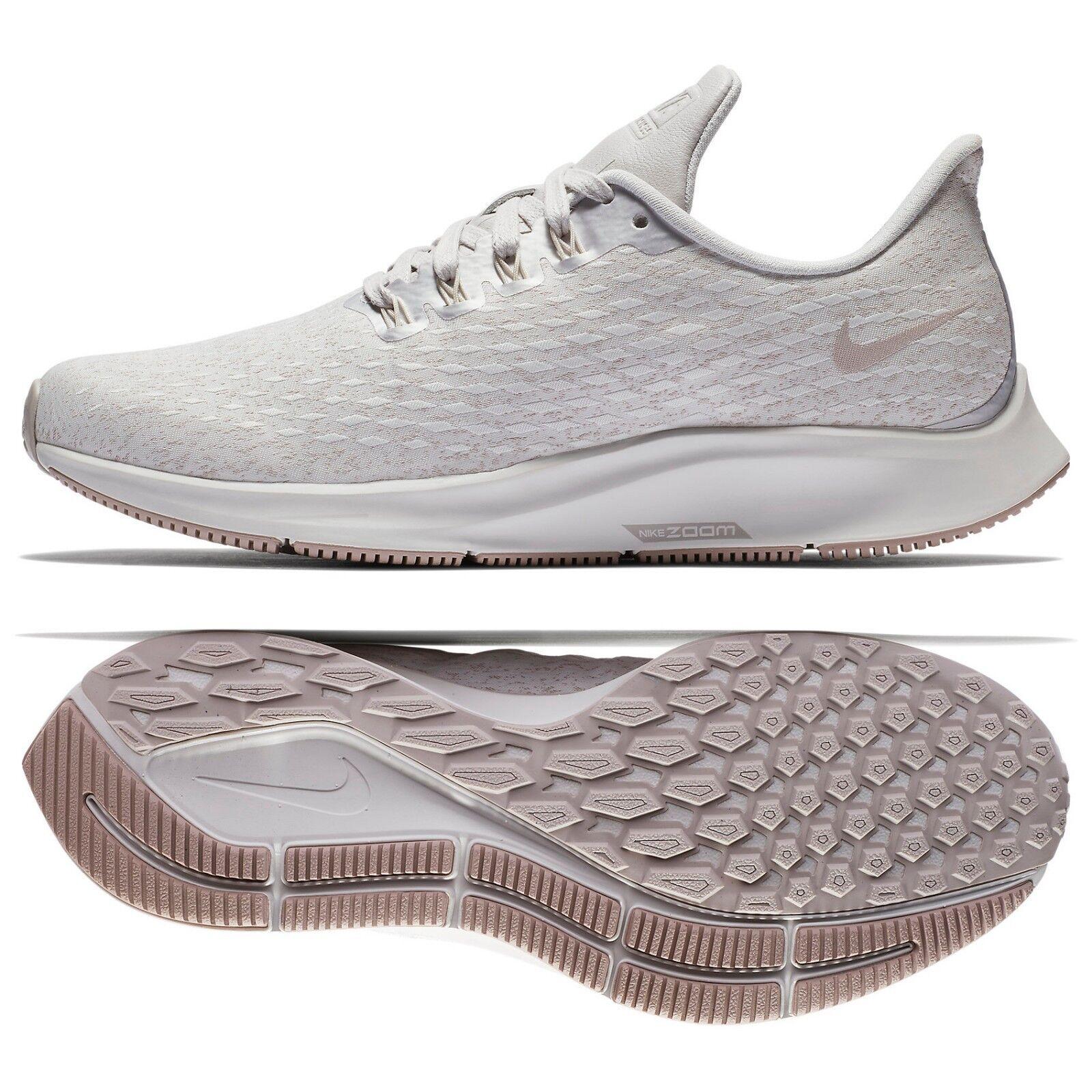 da2a49bf1483 Nike W Air Air Air Zoom Pegasus 35 Premium AH8392-002 Grey White Women s