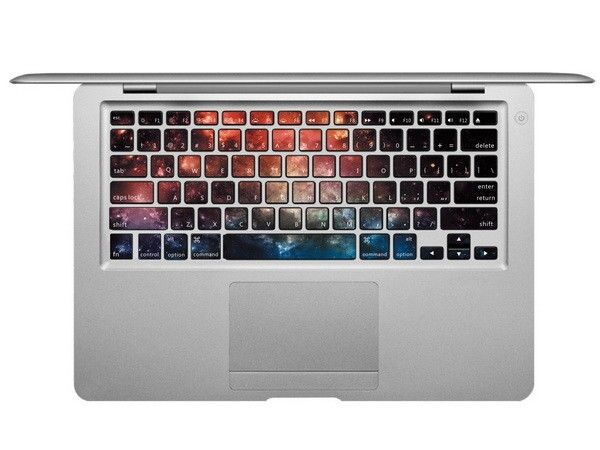 Sky Macbook Keyboard Decal Sticker Cover Skin Pro 13 15 17 Air 13 Protector Mac