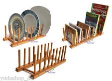 Présentoirs de marchandise Support d'assiette Panier à vaisselle Porte-CD