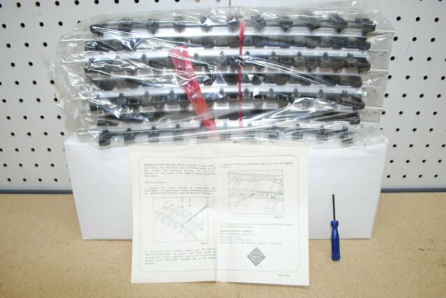 """LGB of America 12 pieces G R3 Curved Track 22.5-Degree 8/'2/"""" Diameter"""