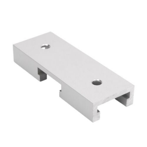 T-Track Connector Portable Aluminum Alloy Intersection Parts Woodworking New
