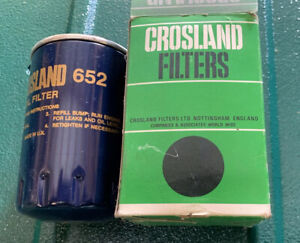 Crossland 652 / PH2870A Oil Filter