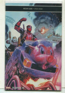 Deadpool-8-NM-Stan-Lee-1922-2018-Marvel-Comics-CBX33