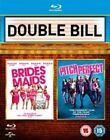 Pitch and Bridesmaids Blu-ray 2014 Region 2