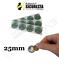 miniatuur 3 - Label etichette Scratch off modello gratta e vinci adesivi speciali da graffiare