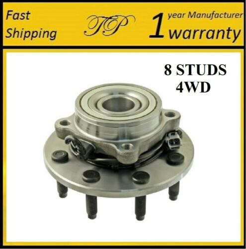 FRONT Wheel Hub Bearing Assembly For DODGE RAM 2500//RAM 3500 2000-2002 4WD