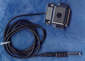 W2ENY-CW-Computer-LPT-Interface-Morse-Term-CW-Type