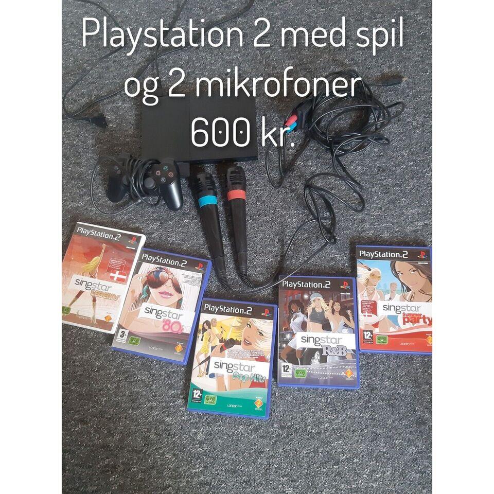 Playstation og spil, anden playstation
