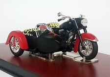 BATMAN Atlas Black Widow Bike Altaya Classic TV Series 1:24 ? 10 cm