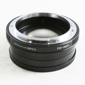 0-72x-Focal-Reducer-Speed-Booster-Canon-FD-mount-lens-to-Sony-NEX-Adapter-7-5R