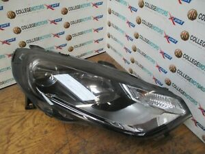 MG-MG6-FACELIFT-16-18-O-S-DRIVERS-SIDE-HEADLIGHT-HEADLAMP-ASSEMBLY-VGC-USED