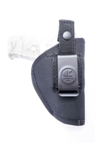 MADE IN USANylon IWB Conceal /& OWB Open Carry Holster for Glock 43 CT Laser