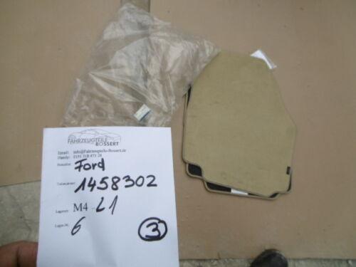 Ford Ford Mondeo 4 MK4 IV /'07 /'12 Set Fußmatten vorne carpet mats front 1458302