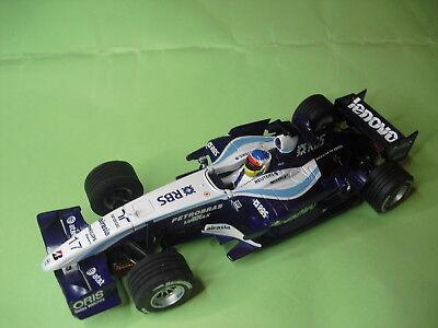 Scalextric Williams F1 Fw28 Digital System Neu 1/32 Ohne Schachtel Lot 6 Kinderrennbahnen
