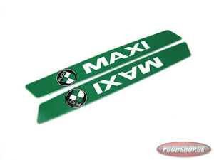 Details About Sticker Set Puch Maxi S N Green E50 2 Gang Sticker Set Motorbike Moped Show Original Title