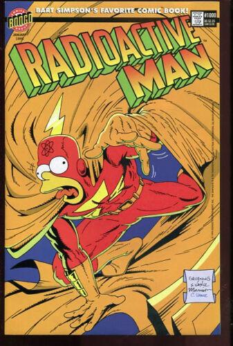 RADIOACTIVE MAN #6 NEAR MINT #1000 ON THE COVER 1st SERIES 1993 BONGO COMICS