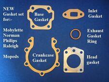 Mobylette AV41,42,44,46,48,49,56,59,65,68,75,78,85,88,89 Moped Engine Gasket Set