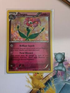 Florges-Holo-NM-M-XY-Flashfire-66-106-Rare-Pokemon