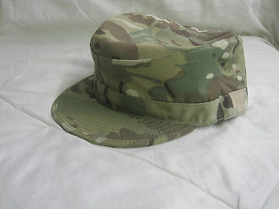 GENUINE US  ARMY ISSUE MULTICAM PATROL CAP W/ MAP POCKET  SZ. 7 1/4