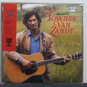 TOWNES-VAN-ZANDT-039-Best-Of-039-RSD-Ltd-Edition-180g-TIGER-039-S-EYE-Vinyl-2LP-NEW