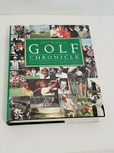 Golf-Chronicle-Hard-Back-Book-PGA-Jones-Hogan-Palmer-Nicklaus-LPGA-Lopez