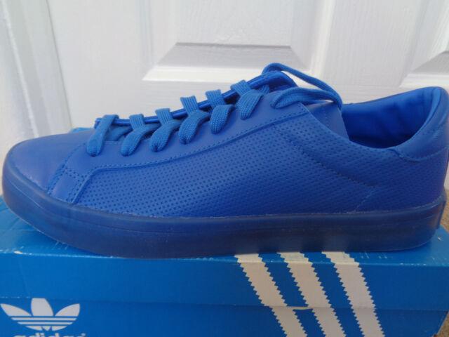 more photos 6d809 902ff Adidas CourtVantage Adicolor trainers sneaker S80252 uk 9 eu 43 13 us 9.5  NEW