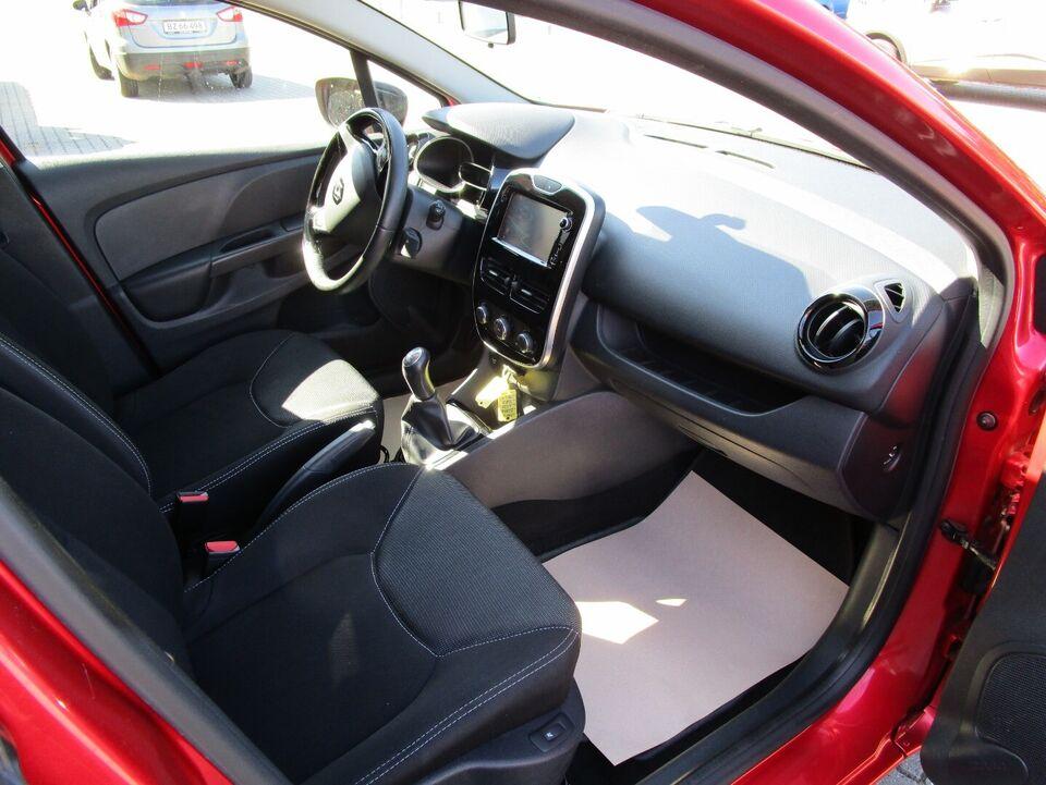 Renault Clio IV 1,5 dCi 75 Expression Sport Tourer Diesel