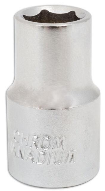 "Genuine Laser Tools 0808 Socket 1/2""D 12mm Chrome Vanadium"
