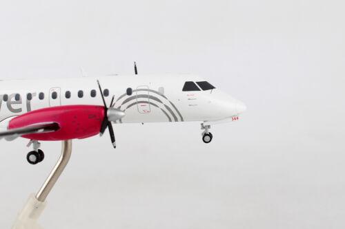 New REG#N344AG Gemini200 Silver Saab 340B G2SIL709 1//200