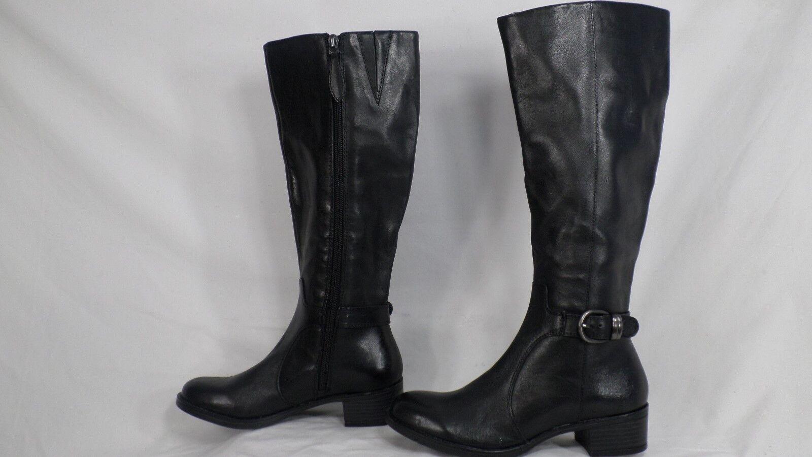 Franco Sarto 'Cecily' Smooth Back Leder Equestrian Style Boot Damens Größe 5 M