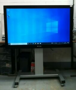 """CleverTouch 65"""" LED C Series - 4 Point Touch Touchscreen Classroom TV REF S"""