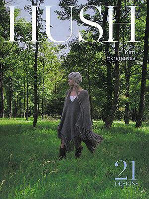 book New 21 patterns Rowan :Kim Hargreaves Hush: