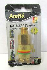 Amflo 14 Mnpt Universal Coupler New 13 513 Lightweight Compact Design