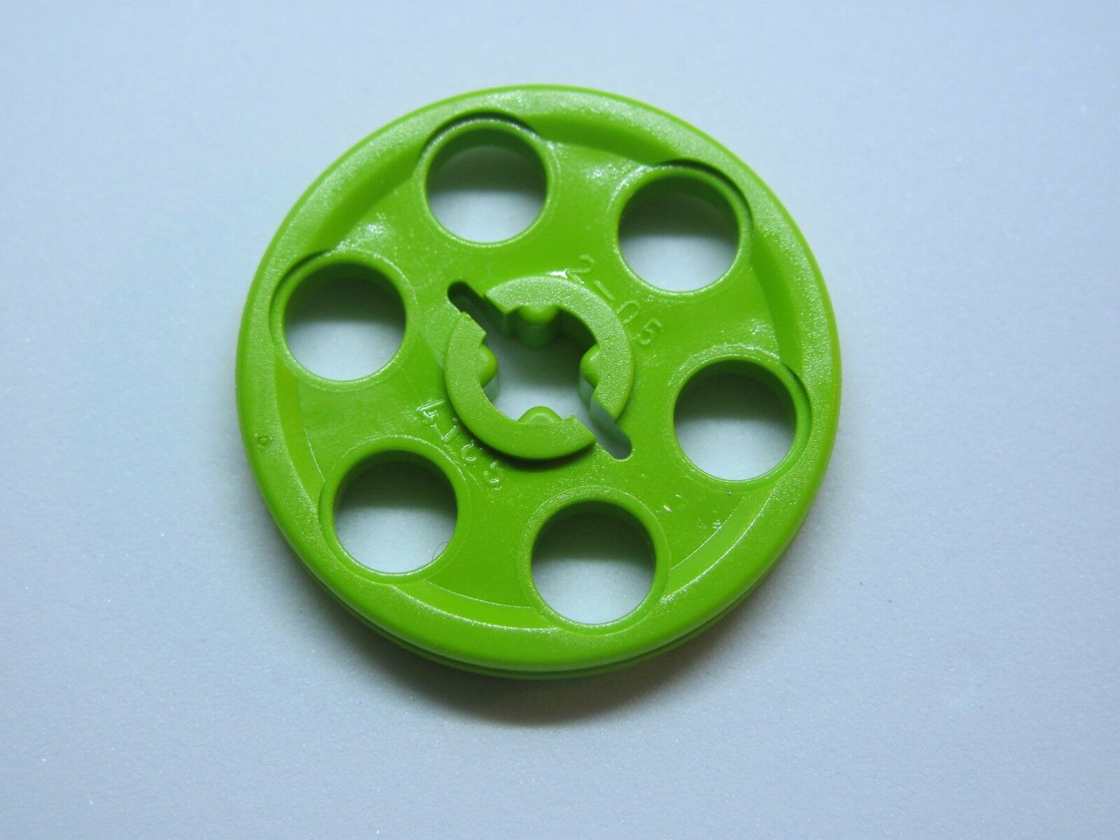 3x Lego Technic Pulley Black Wheel Pulley Technic 418526 4185