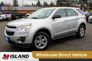 2010 Chevrolet Equinox LS, Extra Tires, Low KM