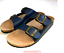 HOT-Women-039-s-Slide-Buckle-T-Strap-Cork-Footbed-Platform-Flip-Flop-Shoes-Sandals miniatura 18