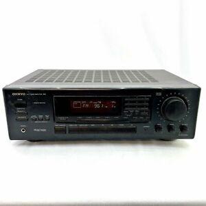 Onkyo Receiver Verstärker AM FM Stereo Dolby Pro Logic Surround tx-sv414pro