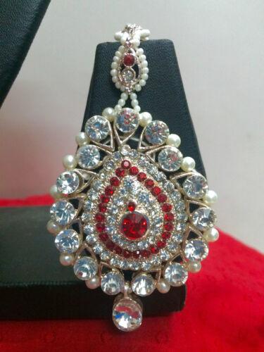 Nuevo Traje de Novia de Bollywood Indio Moda Collar Aretes Bisutería conjunto