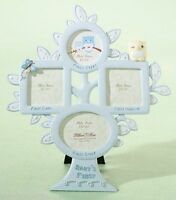 Lillian Rose Baby Boy 10.5″ Blue Owl First Year Photo Picture Frame 24fr211ob