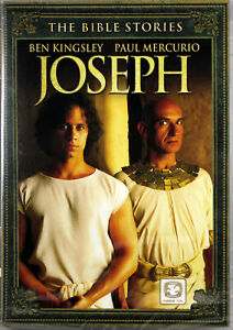 Historias-De-La-Biblia-Joseph-Pelicula-Dvd-Nuevo-Cristiana-mirando-Ben-Kingsley-Paul-Mercurio
