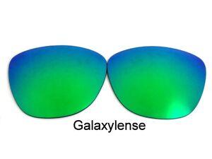 Galaxy-Lentes-de-Repuesto-para-Oakley-Frogskins-Gafas-de-Sol-Verde-Polarizados