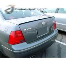* Painted 98-05 For VW Bora/Jetta MK4 Sedan TRUNK LIP SPOILER Platinum Gray LD7X